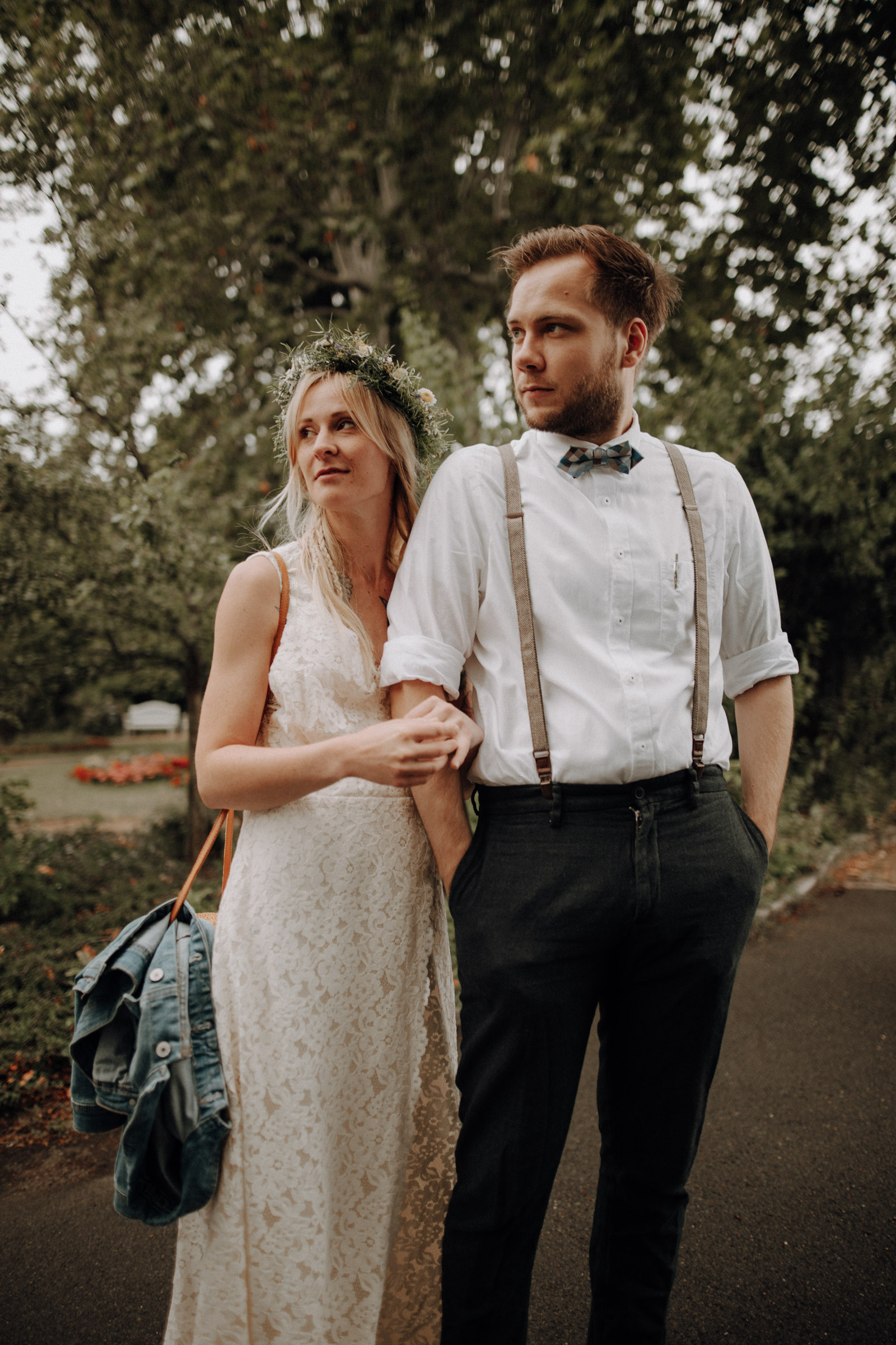 Intimate Wedding in Magdeburg